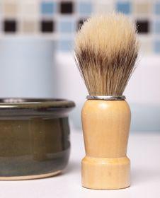 Free Shaving Brush Stock Photo - 16269730