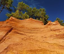 Free Roussillon Stock Photography - 16269772