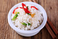 Free Cooked Rice Royalty Free Stock Photos - 16271538