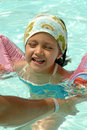 Free Child In Pool Royalty Free Stock Photos - 16275808