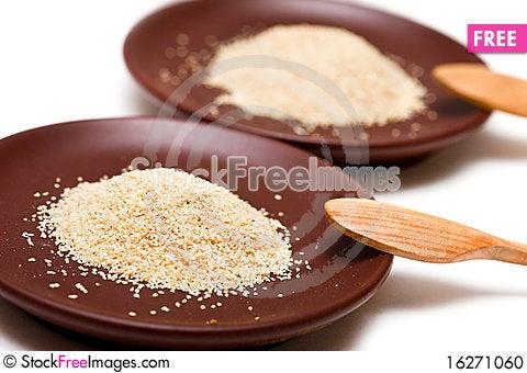 Free Spice Of Garlic Stock Photo - 16271060
