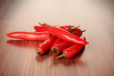 Free Red Peppers Stock Images - 16270244