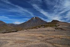 Free Mt. Ngauruhoe Volcano Stock Photos - 16270353