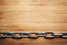 Free Chain Background Stock Photo - 16271280