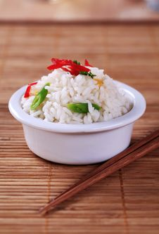 Free Cooked Rice Stock Photos - 16271553