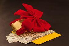 Holiday Gift Royalty Free Stock Image
