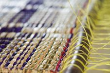 Free Detail Of Straw Mat On A Weave Stock Photography - 16272462