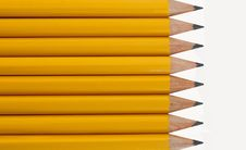 Free Pencils And Points Stock Images - 16272944