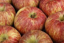 Free Red Apples Closeup Stock Photos - 16272963