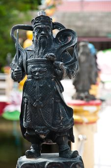 Free China Sculpture Royalty Free Stock Photography - 16273607
