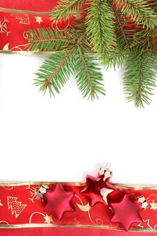 Free Christmas Frame Stock Photo - 16273610