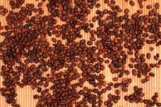 Free Coffee-beens Background Royalty Free Stock Photos - 16273868