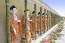 Free Temple Stock Photo - 16273880