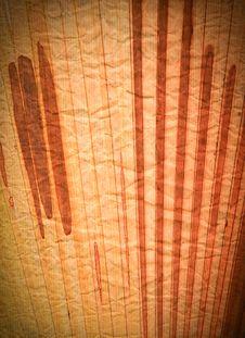 Free Vintage Palm Tree Imprint Background Stock Photos - 16274233