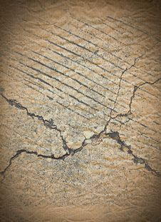 Free Cracked Cement Grunge Background Royalty Free Stock Images - 16274789