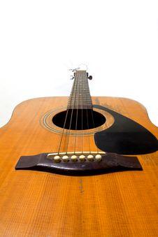 Free Guitar. Royalty Free Stock Image - 16276166