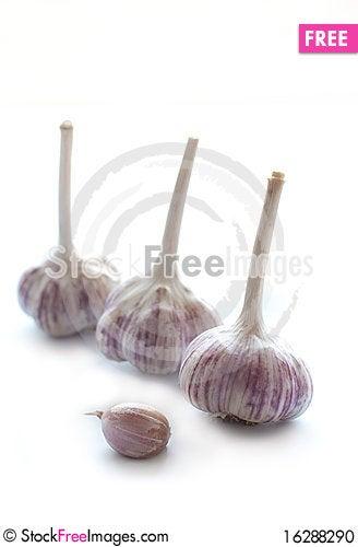 Free Garlic Stock Photo - 16288290