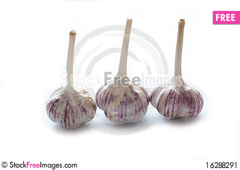 Free Garlic Stock Image - 16288291
