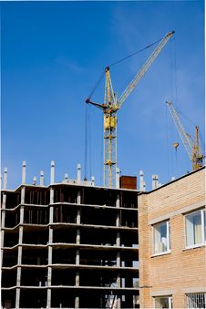 Free Building Construction Stock Images - 16281114