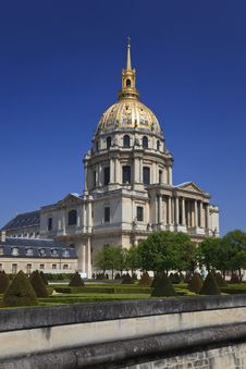 Free Les Invalides In Paris, France Stock Photos - 16281383