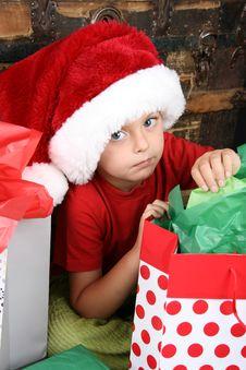 Free Christmas Boy Stock Photo - 16281890