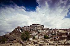 Free Tibet Temple Stock Photos - 16282853