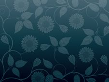 Free Abstract Floral Background Stock Photo - 16282960