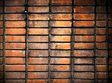 Old Grunge Brick Wall