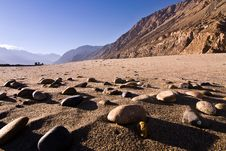 Free Nubra Valley Royalty Free Stock Images - 16283089