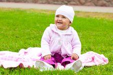 Free Sweet Baby Girl Stock Photography - 16283472