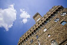 Free Palazzo Vecchio Royalty Free Stock Photography - 16283567