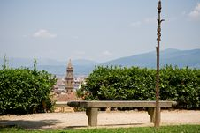 Free Bench In Florence Stock Images - 16283654