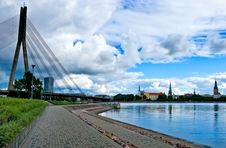 Free View Of Riga Stock Images - 16283684