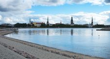 Free View Of Riga Stock Image - 16283741