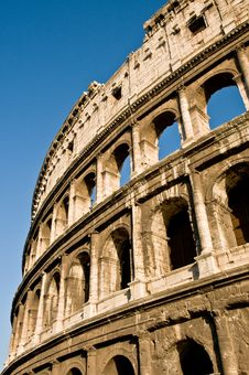 Free Colosseum Royalty Free Stock Photo - 16284175
