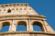 Free Colosseum Royalty Free Stock Photography - 16284617