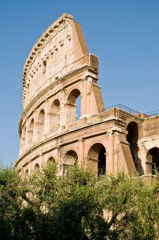 Free Colosseum Stock Photo - 16284630