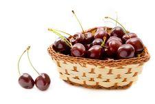 Free Juicy Cherries Royalty Free Stock Photo - 16285025