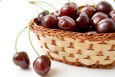 Free Cherry Close-up Stock Photos - 16285053