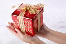 Free Gift Royalty Free Stock Photo - 16285915
