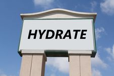 Free Hydrate Stock Photo - 16286150