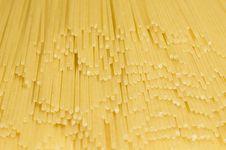Free Closeup Spaghetti Royalty Free Stock Photography - 16286487