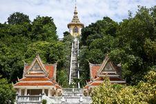 Free Thai Temple Stock Image - 16287451
