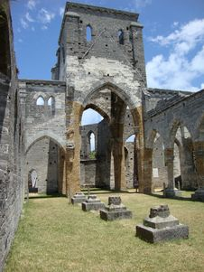 Free The Unfinished Church Stock Photos - 16287463