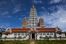Free Thai Temple Royalty Free Stock Images - 16287469