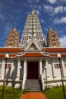 Free Thai Temple Royalty Free Stock Images - 16287509