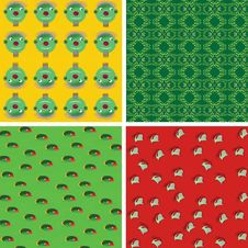 Free Pattern Funky Royalty Free Stock Photos - 16287588
