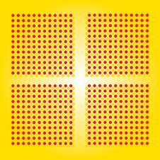 Free Dots Pattern Royalty Free Stock Images - 16287879