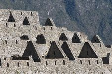 Free Machu Picchu View Royalty Free Stock Images - 16288209