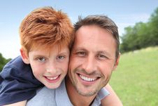 Free Family Portrait Stock Photography - 16289522